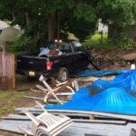 Trex Deck Installed After Truck Crash in Newton, NJ