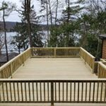 Time to enjoy this new Wood Deck in Sparta, NJ.