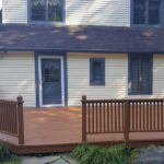 Byram NJ Deck Pressure Washing and Staining