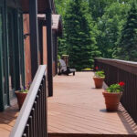 Blairstown NJ Deck Pressure Wash and Stain