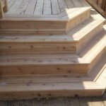 New Cedar Deck and Stairs- Hackettstown NJ