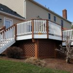 Deck Power Washing and Stain in Long Valley NJ