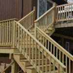 New Steps to Existing Deck- Sparta, NJ