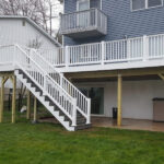 Steel Penn Fixes Leak With New Trex Deck, Stairs, and Dock