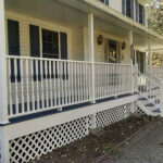 Repair and Staining of Front Porch