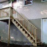 Deck Stair Replacement- Hopatcong, NJ