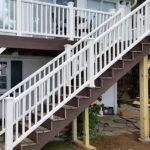 Trex Deck Installation in Lake Hopatcong, NJ