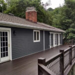 Sparta NJ Deck Pressure Washing and Staining