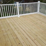 New Deck and Railing Installation in Sparta, NJ