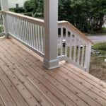 Porch Replacement on Denville NJ Home