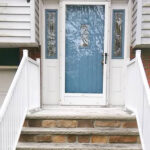 New RDI Aluminum Railings Installed on Front Porch in Phillipsburg, NJ