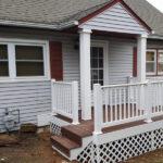 Trex Porch Installation- Randolph, NJ