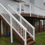 Pressure Washing and Stain on Deck in Washington NJ