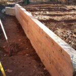New Retaining Wall in Lebanon, NJ