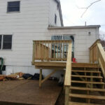 Washington Township, NJ Deck and Slider Installation