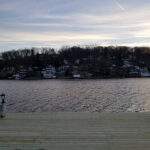 Another completed Dock project in Lake Hopatcong, NJ.