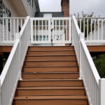 Lots of love given to this Deck & Steps In Lake Hopatcong, NJ.