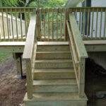 Can you repair my Deck? No ma'am, but we can build you a new one in Blairstown, NJ.