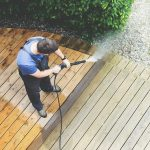 Should You Pressure Wash Your NJ Home In Spring or Fall?